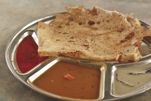 rava thosai-breakfast-penang-georgetown